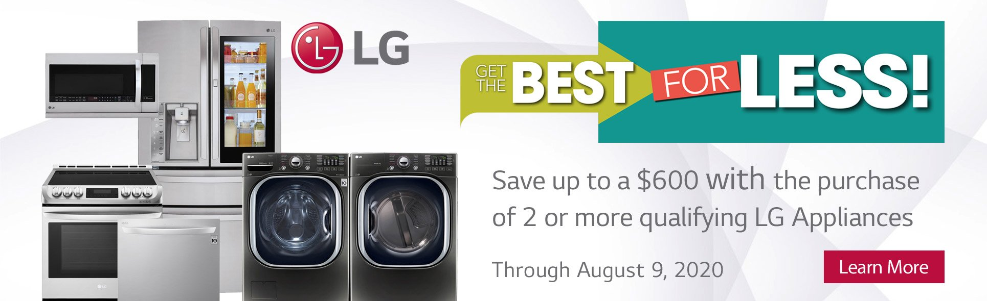 LG Best for Less